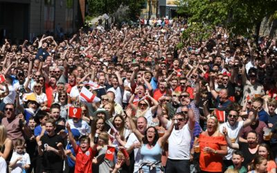 Sunniside to host the Fanzone