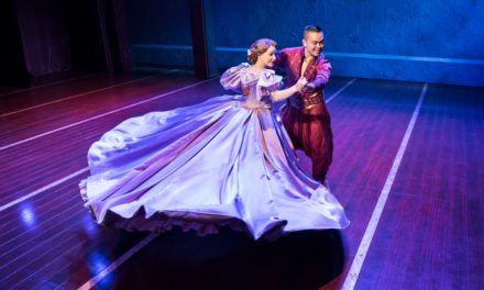 Rodgers and Hammerstein's The King and I opens next month at Sunderland Empire