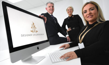 Designer Childrenswear opens Sunderland Software Centre office