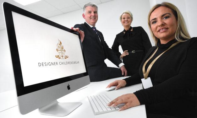 Designer Childrenswear opens Sunderland Software Centre office