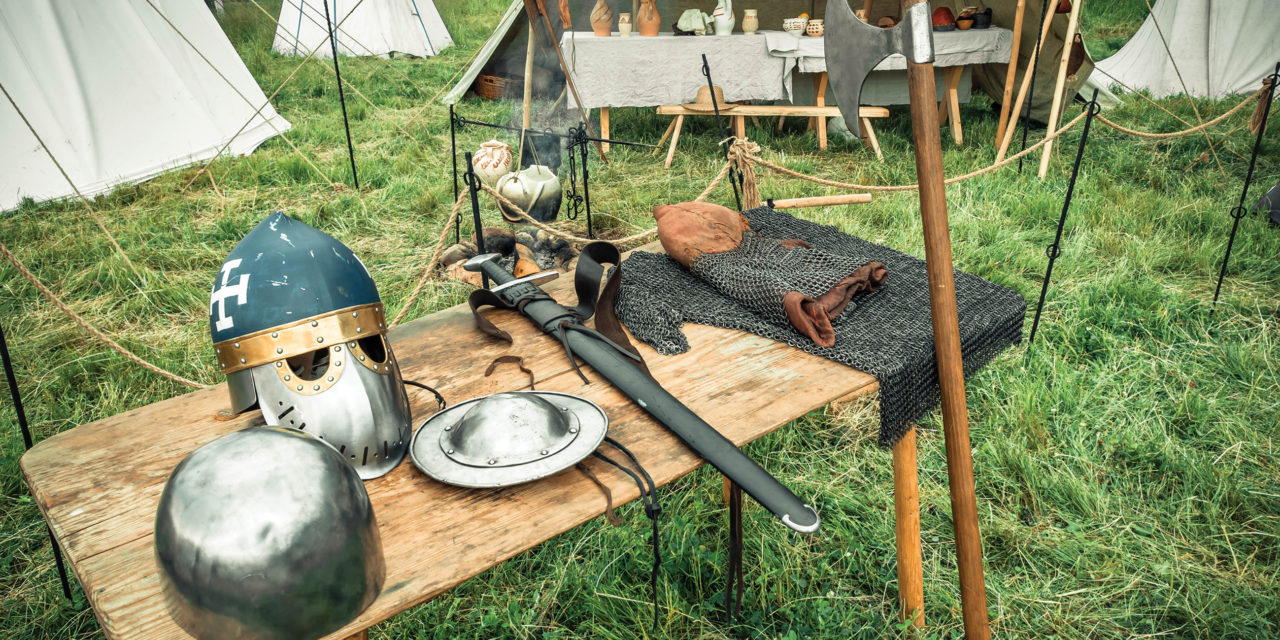 Medieval Mayhem at Hylton Castle