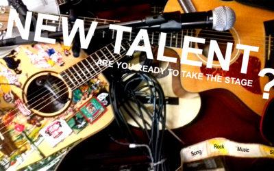 Showcasing musical talent