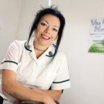 Health visitor aims to set high standard in aesthetics