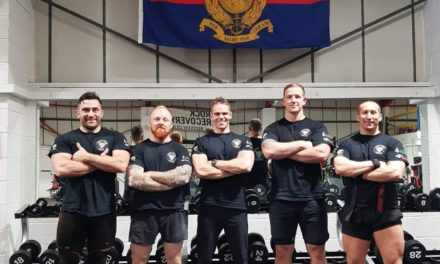Deadlift world record attempt aims to support mental health charity