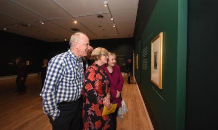 More than 33,400 attend Leonardo exhibition