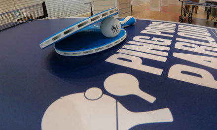 Sunderland businesses can test their ping pong skills at the Bridges
