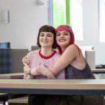 Sunderland Student Abigail proves to be her mum's shining light