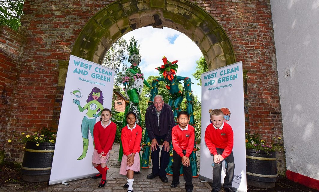 Sunderland event capturing young environmental imaginations