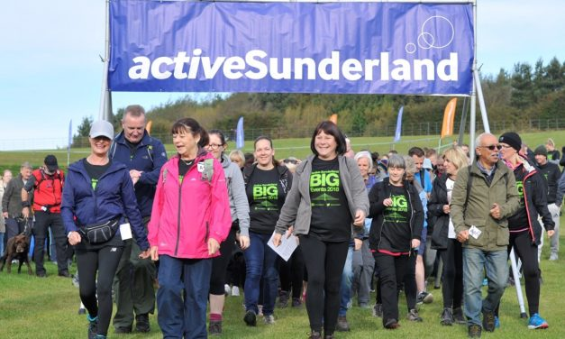 Sunderland celebrates hundreds of local people