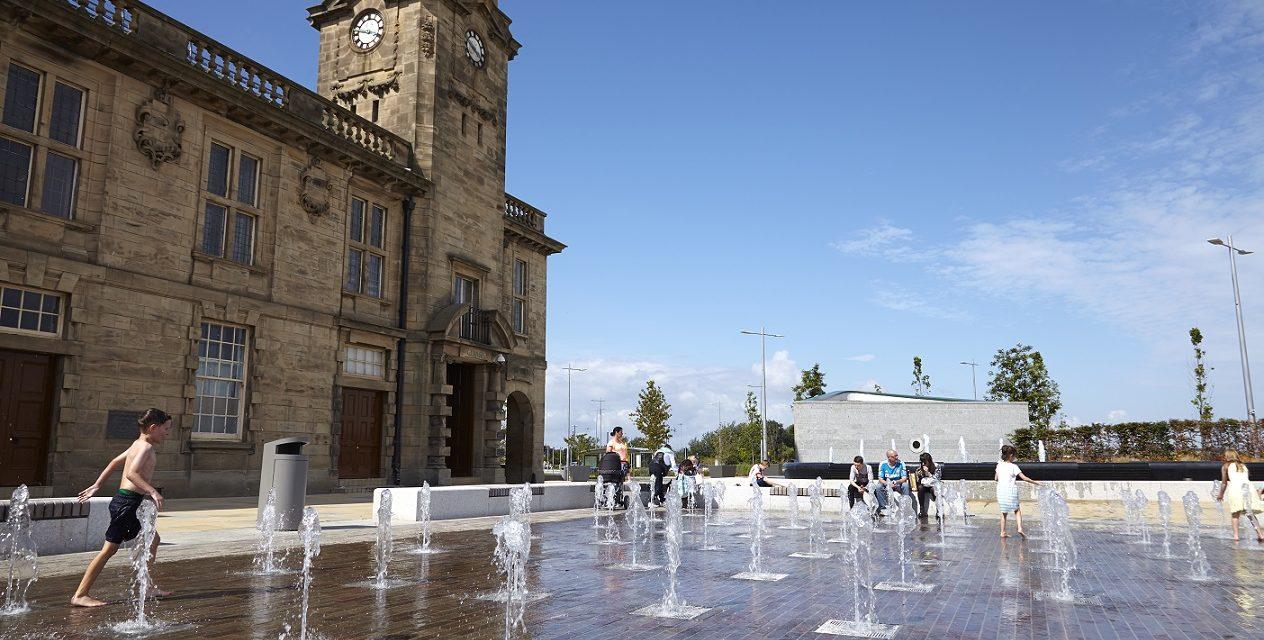 Keel Square gets national recognition
