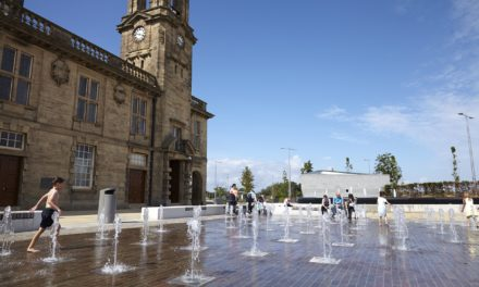 Keel Square, Sunderland, gets national recognition