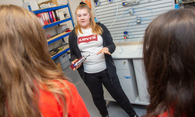 Engineering student nationally recognised for her outstanding achievements
