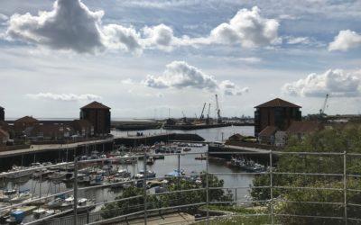 Improvements open up stunning new river views