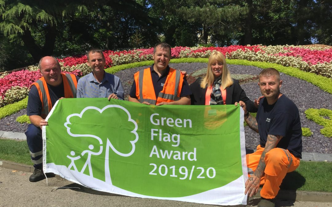 Green Flags are flying high again