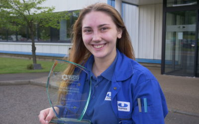 Unipres apprentice named in Top 50 Women in Engineering