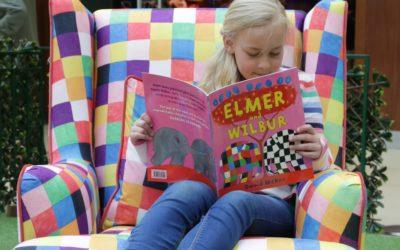 Sunderland Kids Get Snug With Elmer This Summer