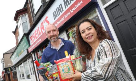 Sheila's Mini Mart fills gap in Filipino Market