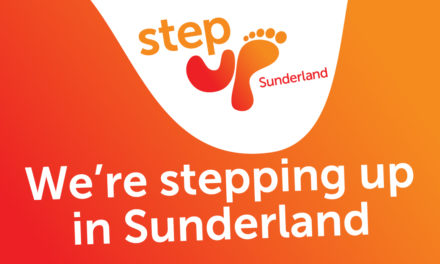 Sunderland steps up to the challenge: Join the fun!