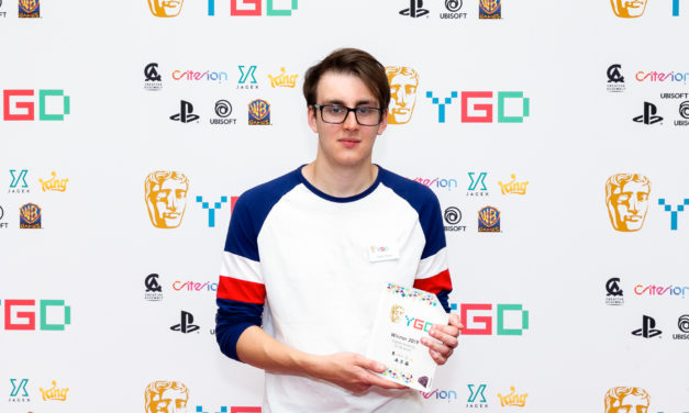 Sunderland College student wins Young Game Designers BAFTA competition
