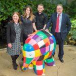 Gentoo brings Elmer to the Sunderland Museum and Winter Gardens