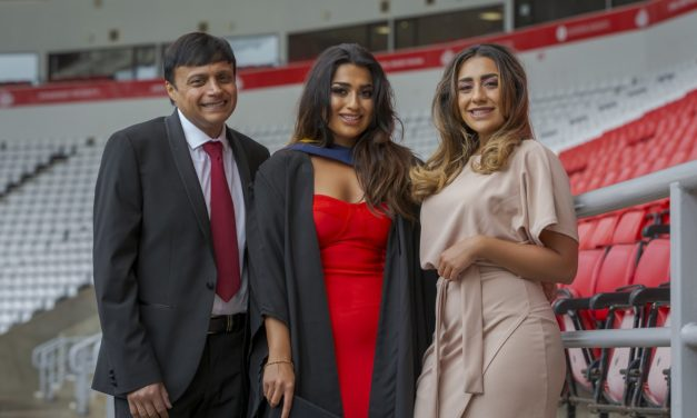 Sunderland support sees grieving Yasmine through final year