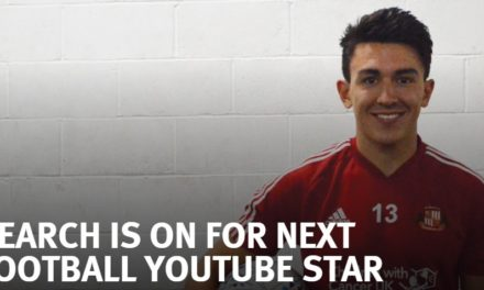 Search is on for next football Youtube star
