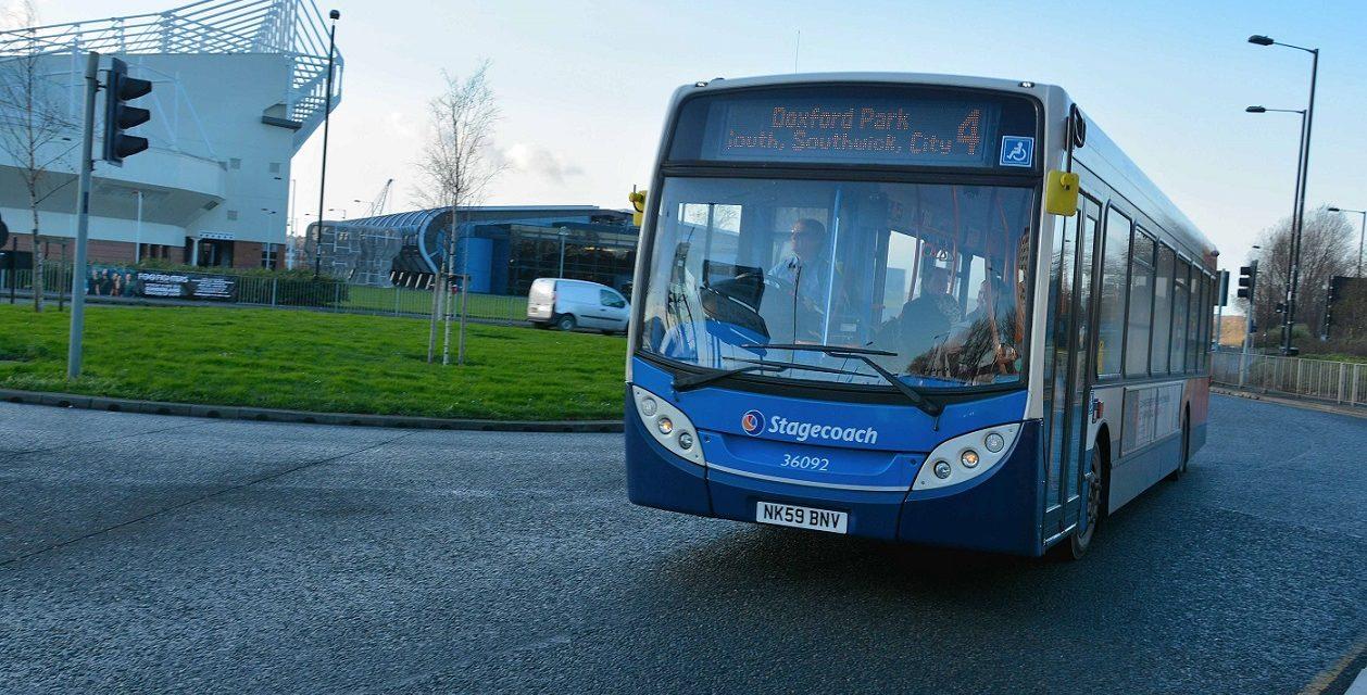 Kids travel free with Stagecoach to Sunderland AFC v Portsmouth match
