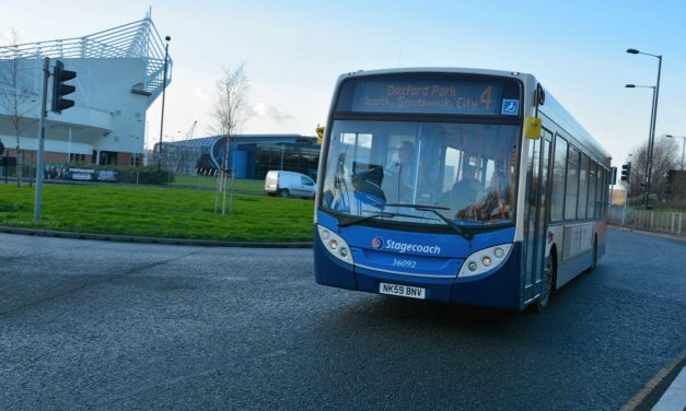 Kids travel free with Stagecoach to Sunderland AFC v Portsmouth match