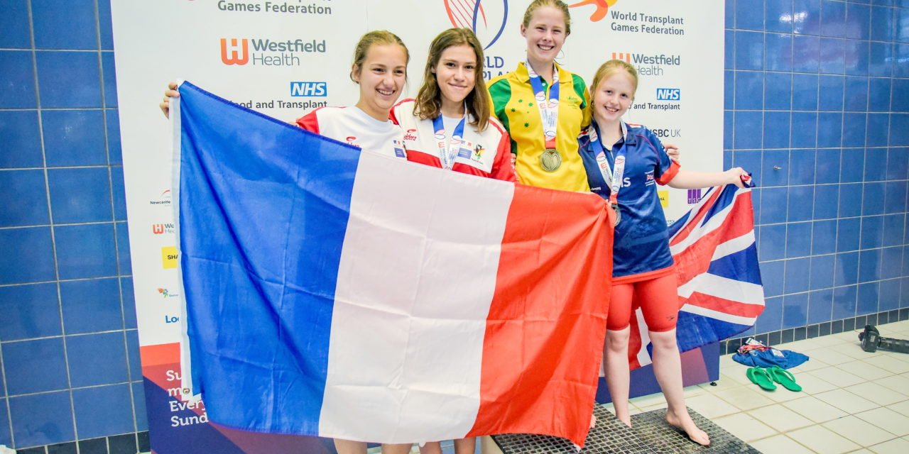 World Transplant Games hailed as hugely inspiring event