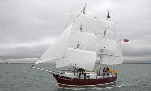 We are sailing at Sunderland River Festival