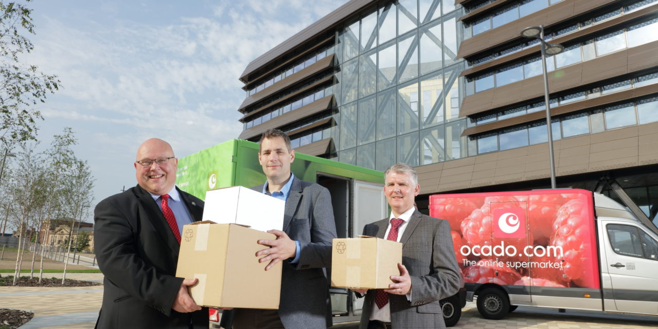 Ocado Group recruitment drive begins in Sunderland