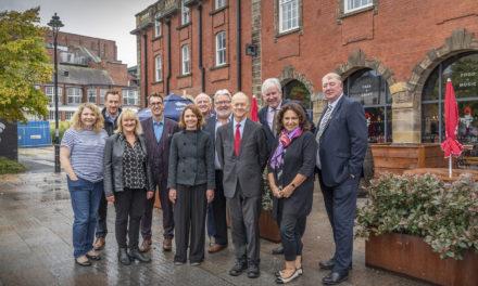 Works starts on city's new £11m venue