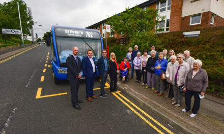 All aboard for the National Glass Centre