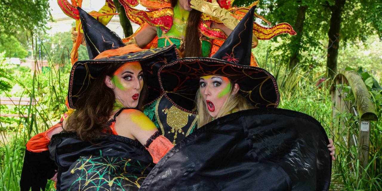 Petrifying parade will make Halloween a scream