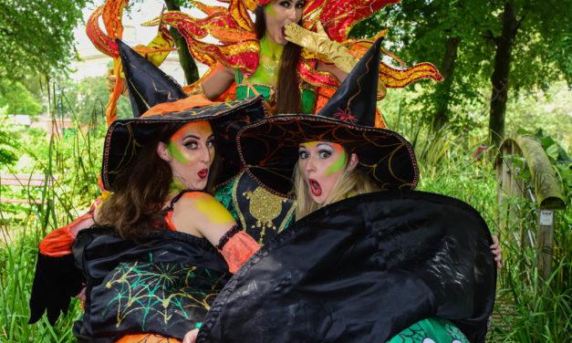 Petrifying parade will make Halloween a scream