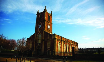 Special event to mark the start of regeneration works at Holy Trinity Sunderland