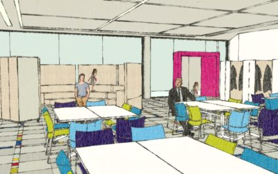 Work is underway on new flexible space at museum