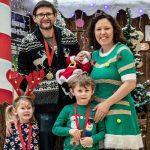 CHRISTMAS SHOPPING AT THE BRIDGES