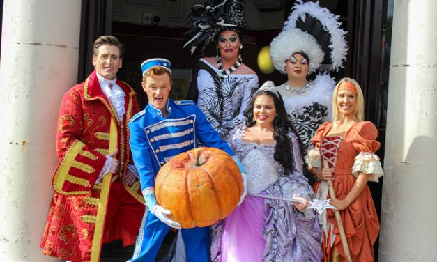 SCARLETT MOFFATT DISCUSSES HER ROLE IN, THE SUNDERLAND EMPIRE'S, CINDERELLA
