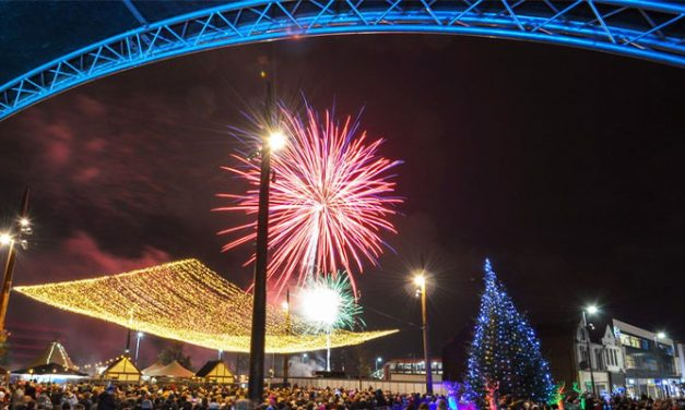 HAVE YOURSELF A MERRY CHRISTMAS IN SUNDERLAND