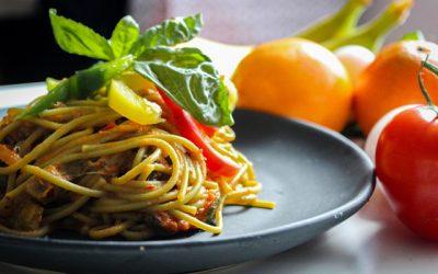FIVE HEALTHY FOOD SPOTS IN SUNDERLAND