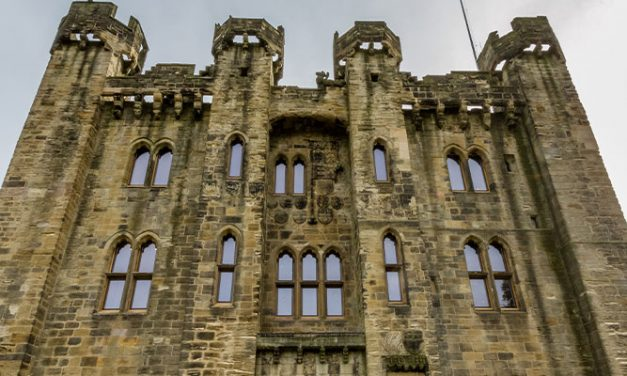 HYLTON CASTLE: MIGHTY MAKEOVER