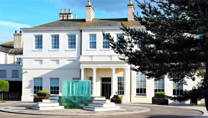 REVIEW: LOVE IS IN THE AIR AT SEAHAM HALL