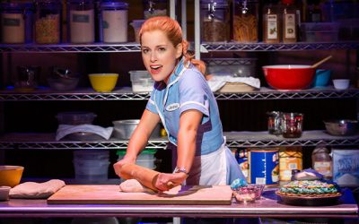 WAITRESS THE MUSICAL IS COMING TO SUNDERLAND