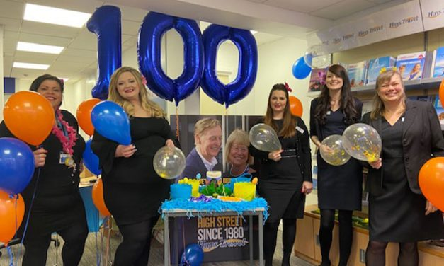 HAYS TRAVEL RECOGNISED AS ONE OF THE UK'S TOP EMPLOYERS