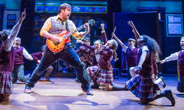 SCHOOL OF ROCK IS ROLLING INTO SUNDERLAND