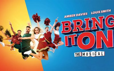 BRING IT ON THE MUSICAL IS COMING TO SUNDERLAND