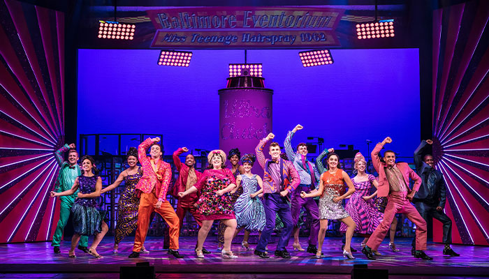 HAIRSPRAY THE UK TOUR