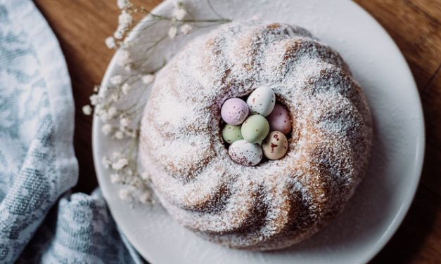 RECIPE: EASTER VANILLA BUNDT CAKE