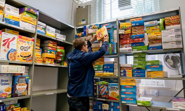 LOOKING AFTER OUR OWN: SUNDERLAND FOOD BANKS NEED YOUR HELP